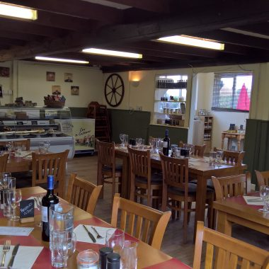 Our Cafe & Farm Shop….